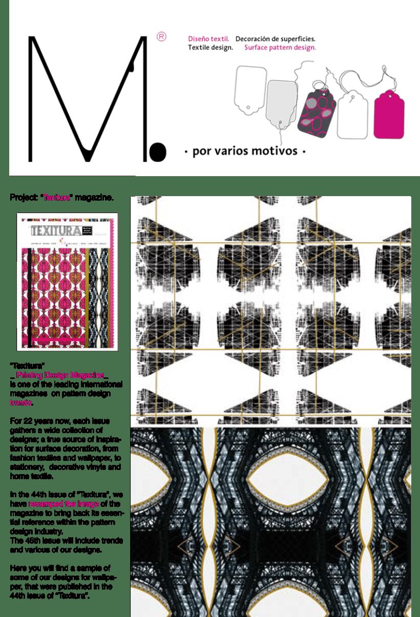 Texitura Mag Project 2