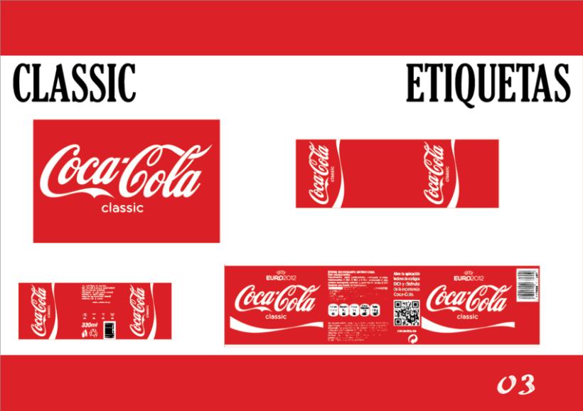 Packaging Coca-Cola 4
