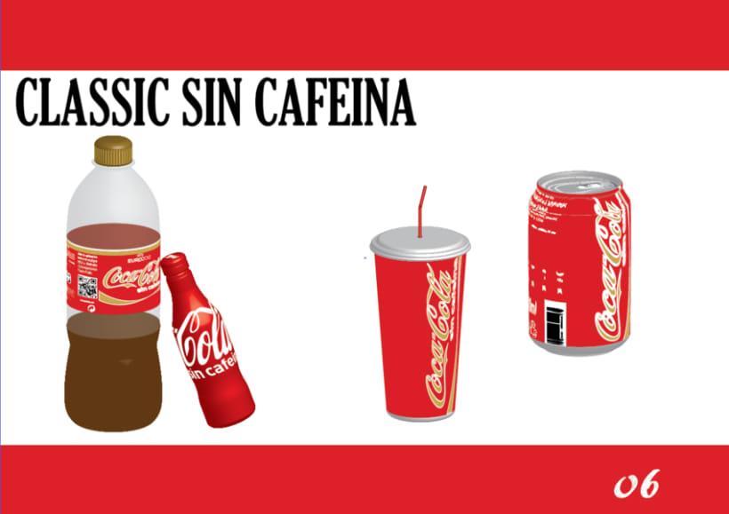 Packaging Coca-Cola 7