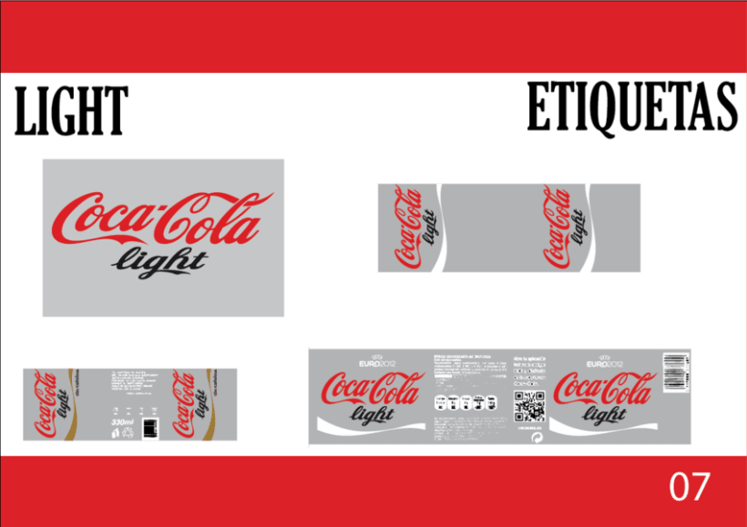 Packaging Coca-Cola 8