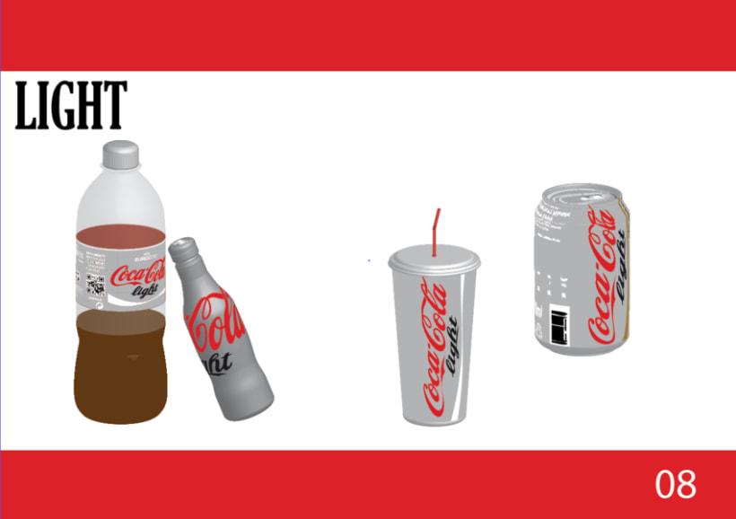 Packaging Coca-Cola 9
