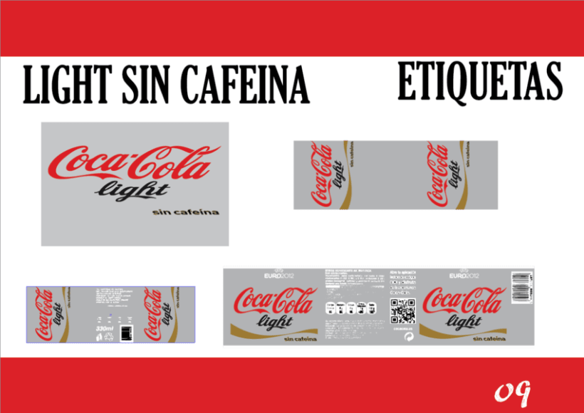 Packaging Coca-Cola 10