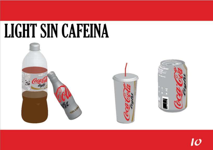 Packaging Coca-Cola 11