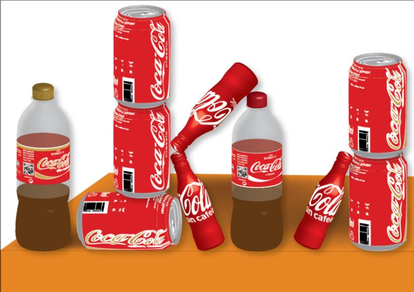 Packaging Coca-Cola 16