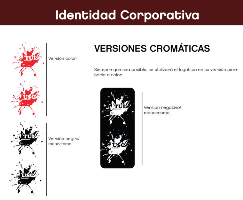 diseño Tarjetas TUI y USC Santander 2