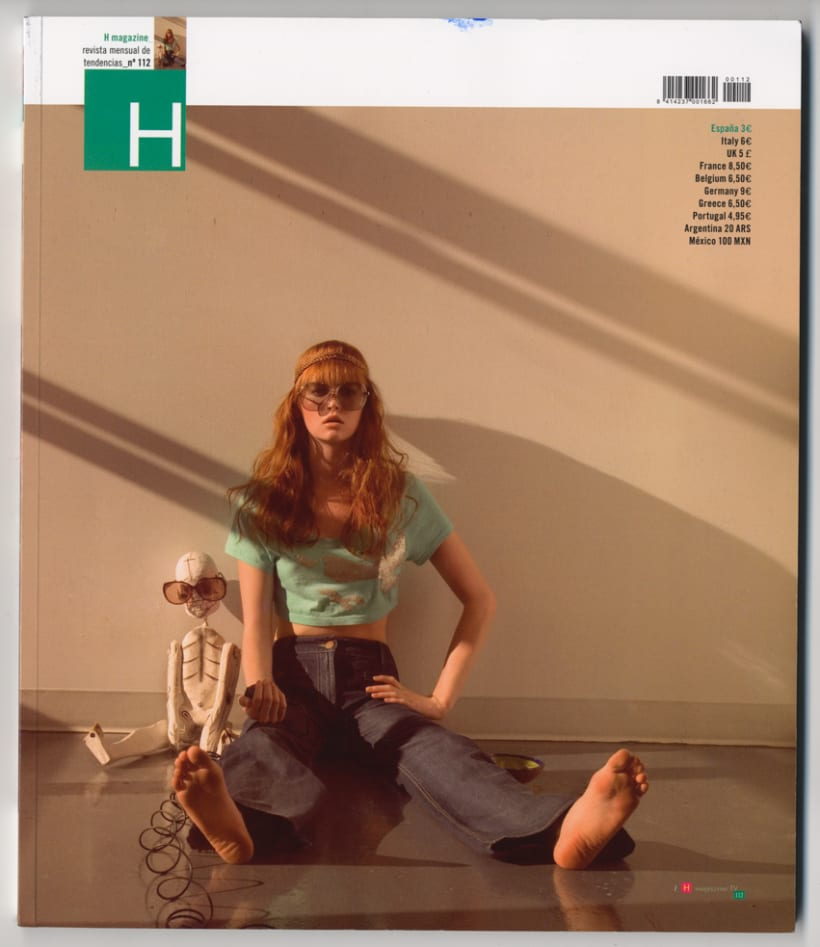 H Magazine Spf 1