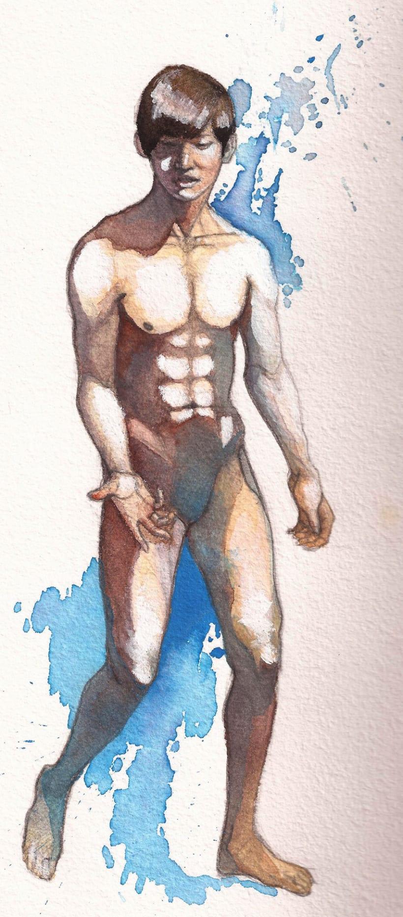 Nude / Desnudo  2