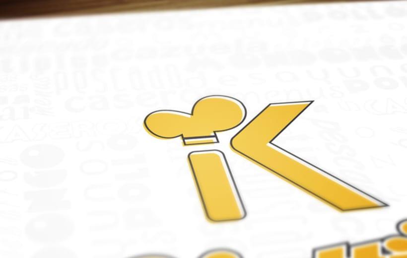 Restaurante Kattis | Branding 1