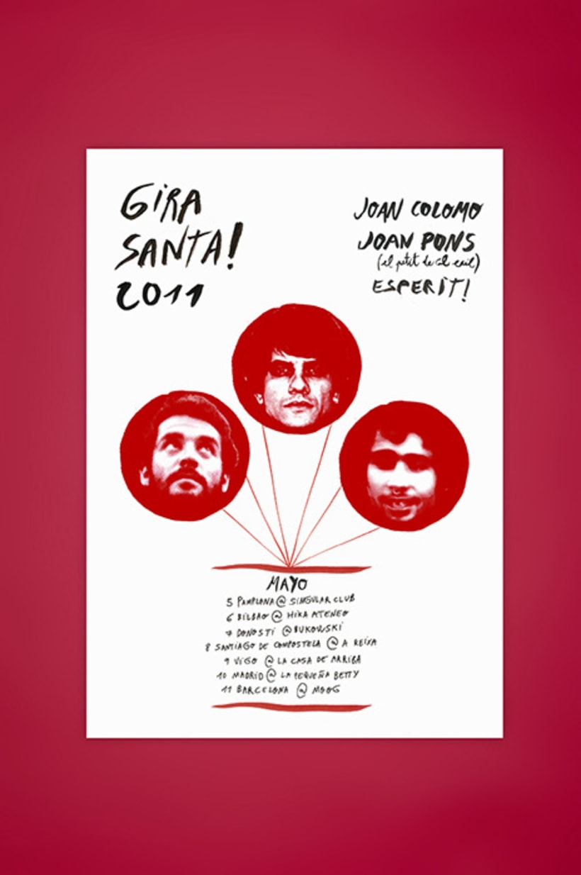 Gira Santa! 1