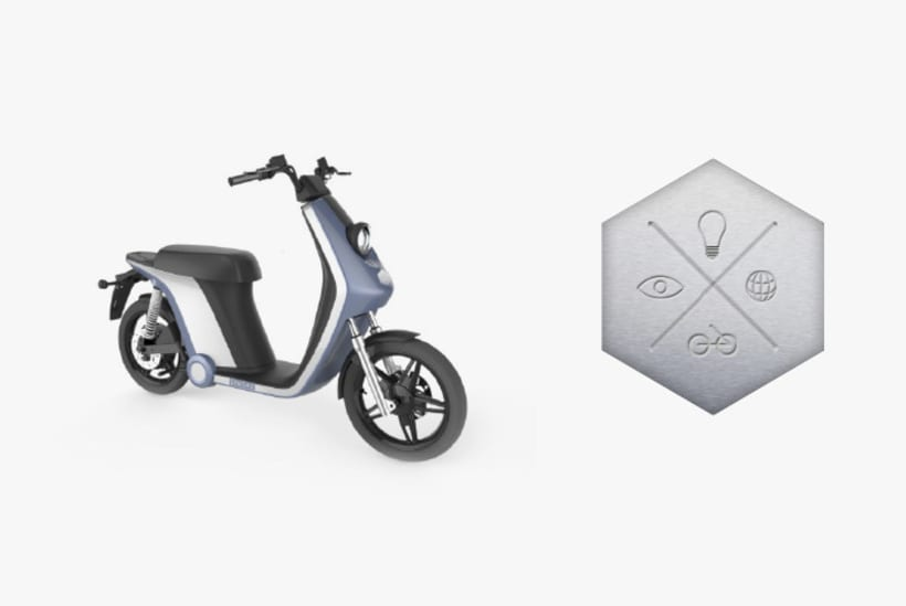 Singaz: Electric Motorcycles (for Firma) 6
