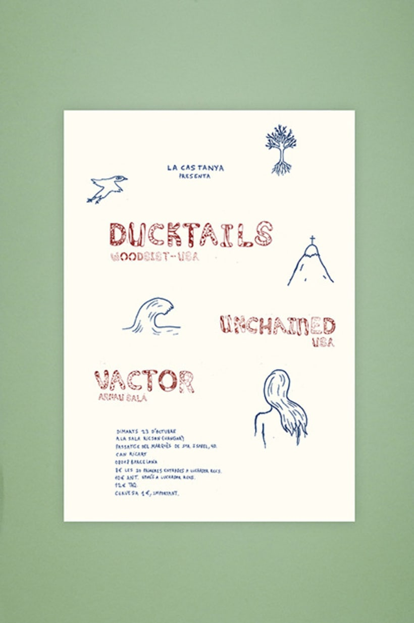 Ducktails (Woodsist/USA) 1