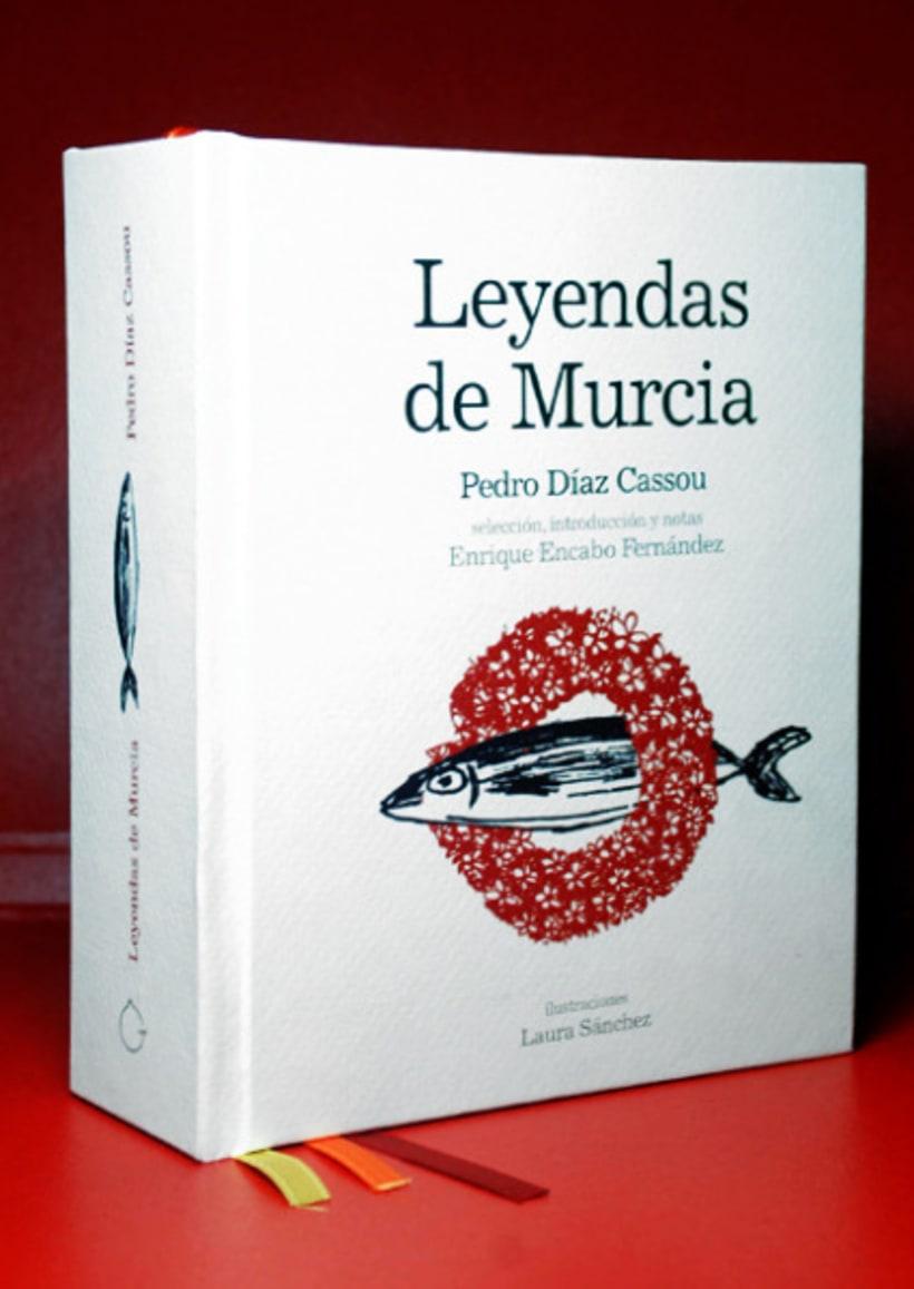 Leyendas de Murcia 1