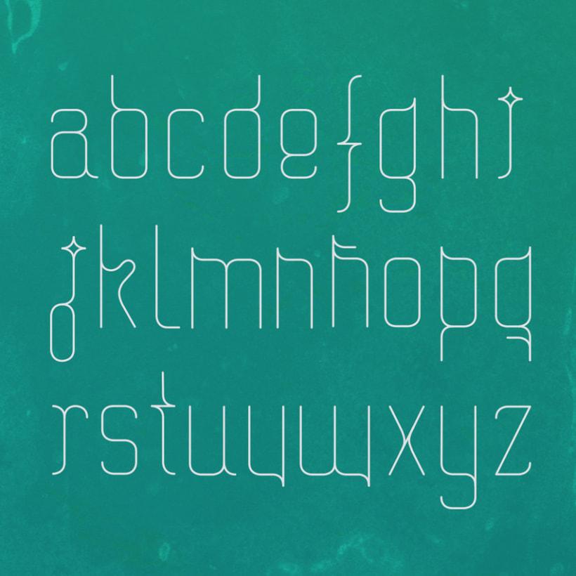 Roun done font 4