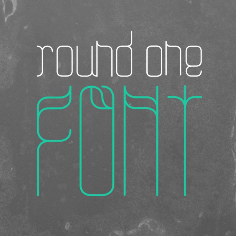 Roun done font 2
