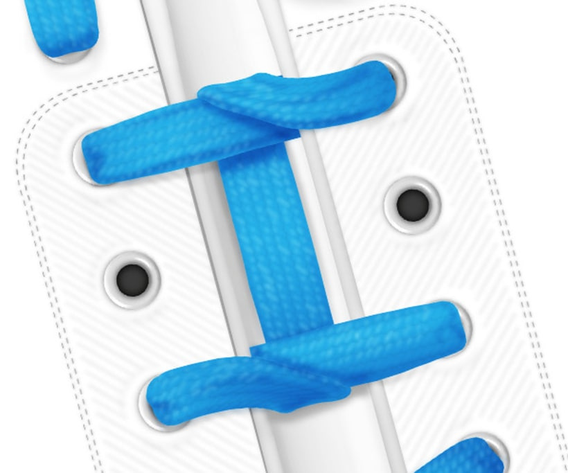 Nike laces lettering 3
