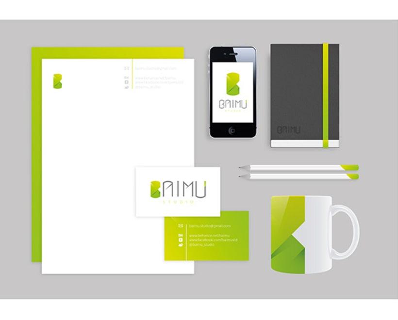 Baimu Studio - Branding 5