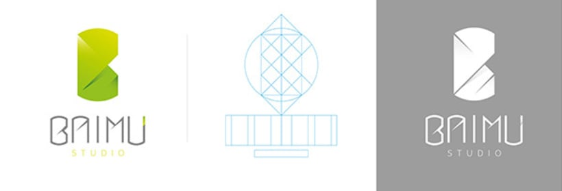 Baimu Studio - Branding 3