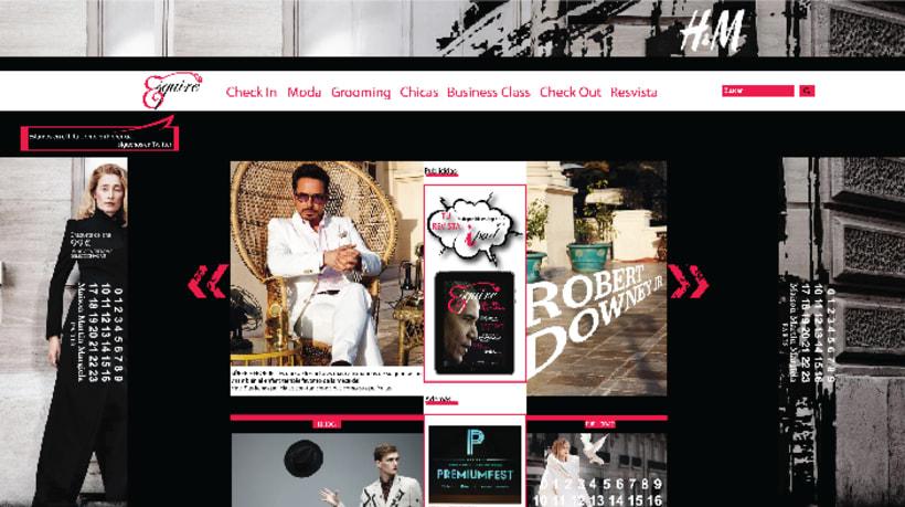 Maquetación Revista y Web II 2