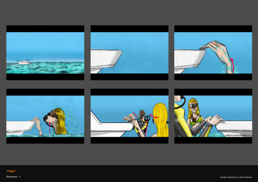 Storyboard (I) 7