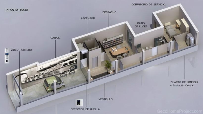 Vivienda Ecoefiente Gecohomeproject 10