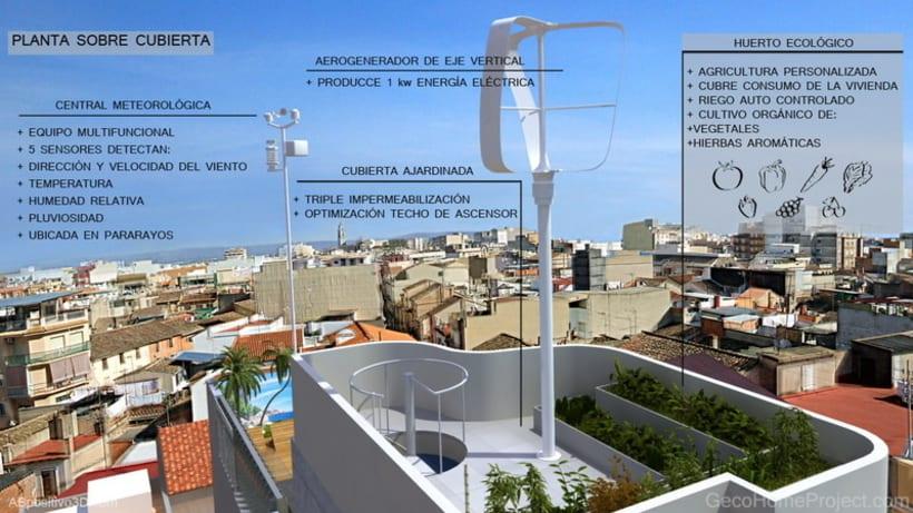 Vivienda Ecoefiente Gecohomeproject 11