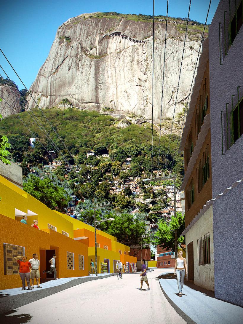 Rocinha, Rio de Janeiro 1