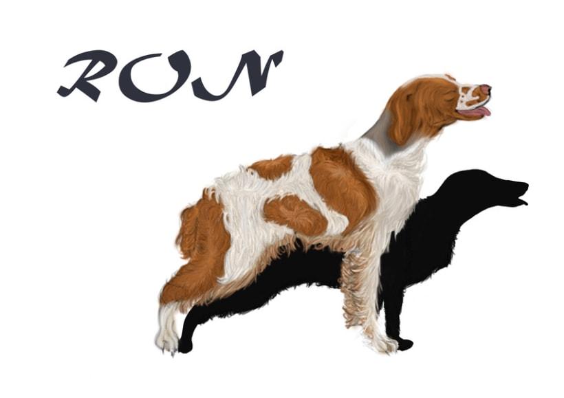Dibujo Digital - Ron 1