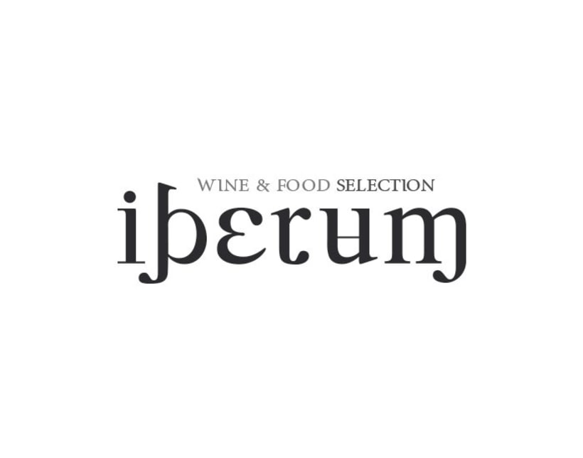I. Corporativa para IBERUM WINE & FOOD SELECTION 3