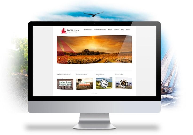 IMAGEN CORPORATIVA + WEB FOOBESPAIN 5
