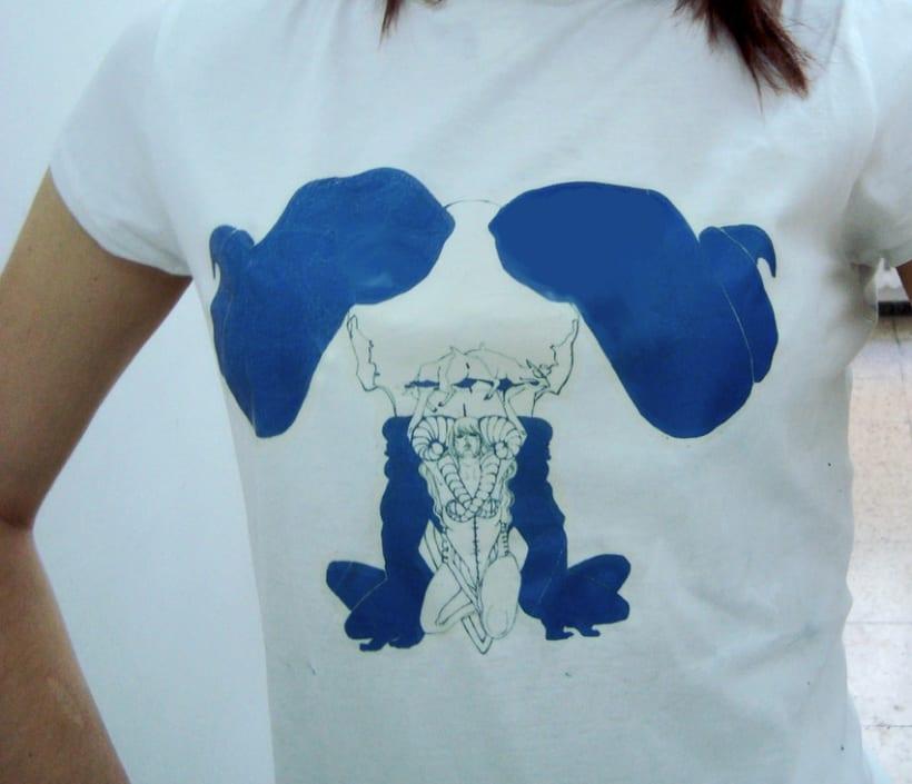 Shirt desing / Diseño para camiseta  1