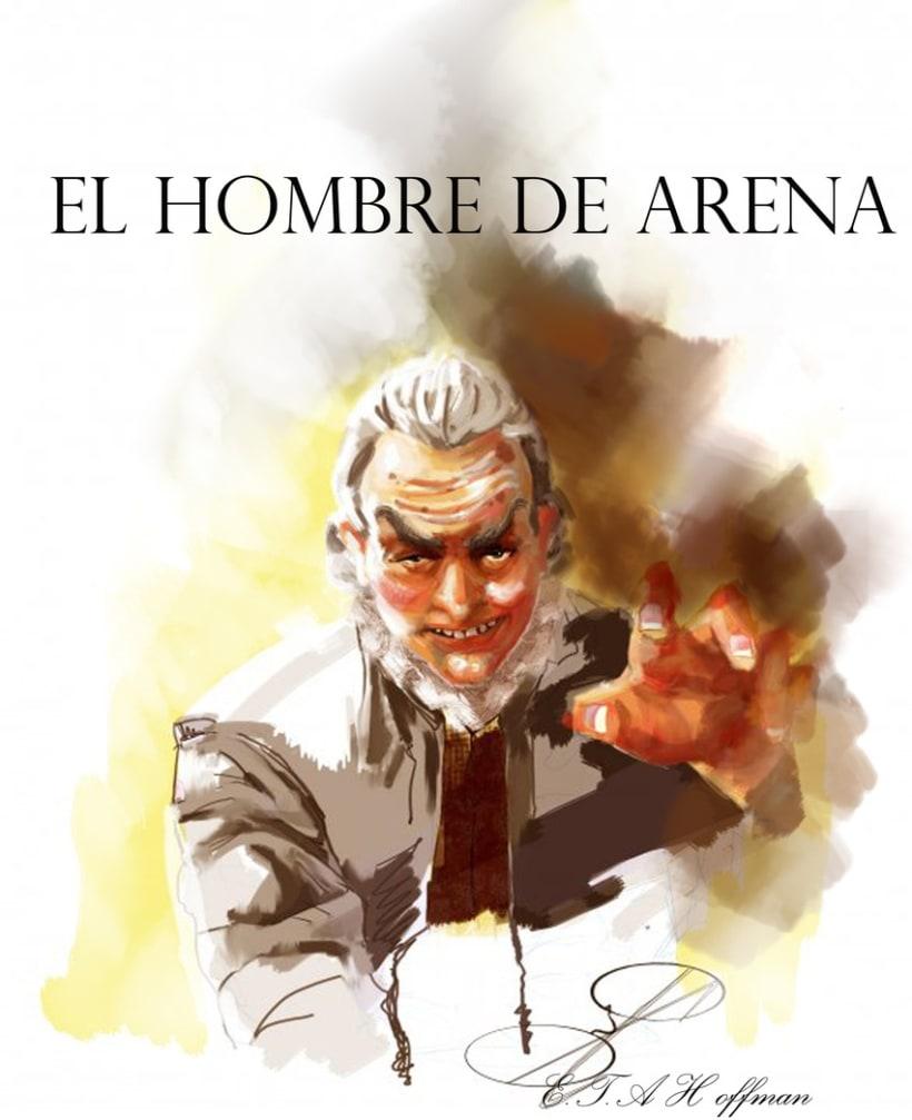 The sandman / El hombre de arena 1