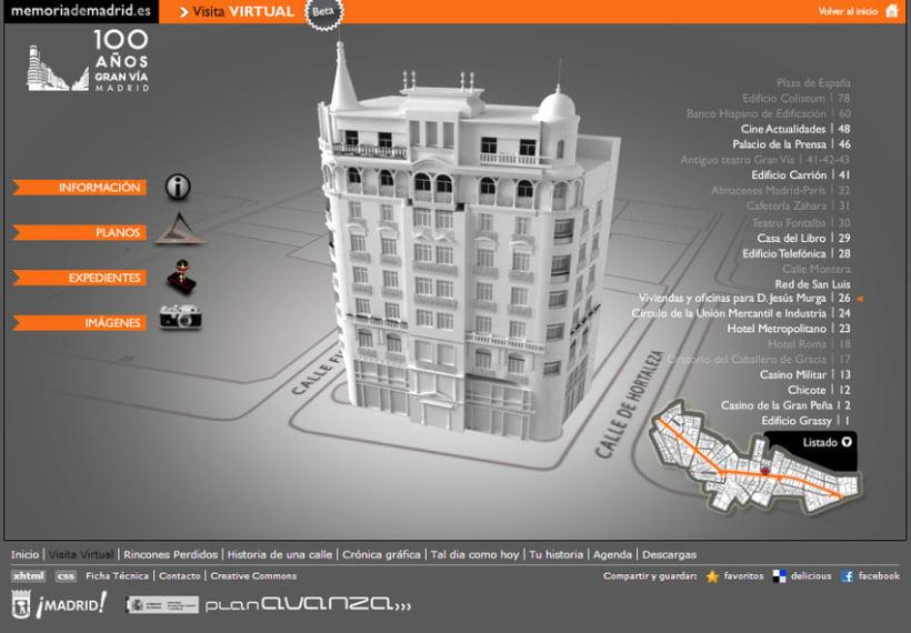 3D STUDIO Escenas exteriores 2