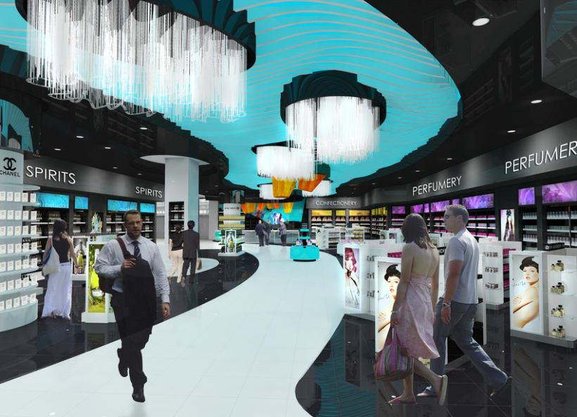 tienda aeropuerto de Mahón 1