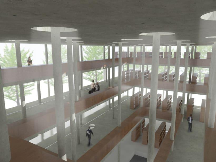 biblioteca en Córdoba 2