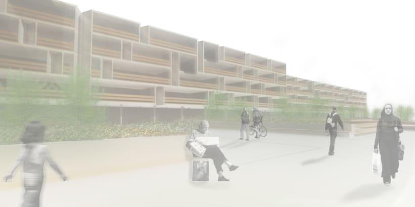 sistema residencial en Tánger-Med 6