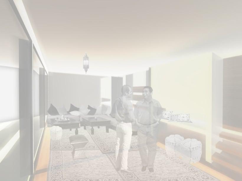 sistema residencial en Tánger-Med 5