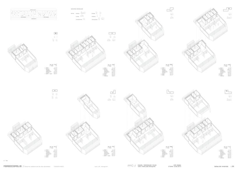 sistema residencial en Tánger-Med 2