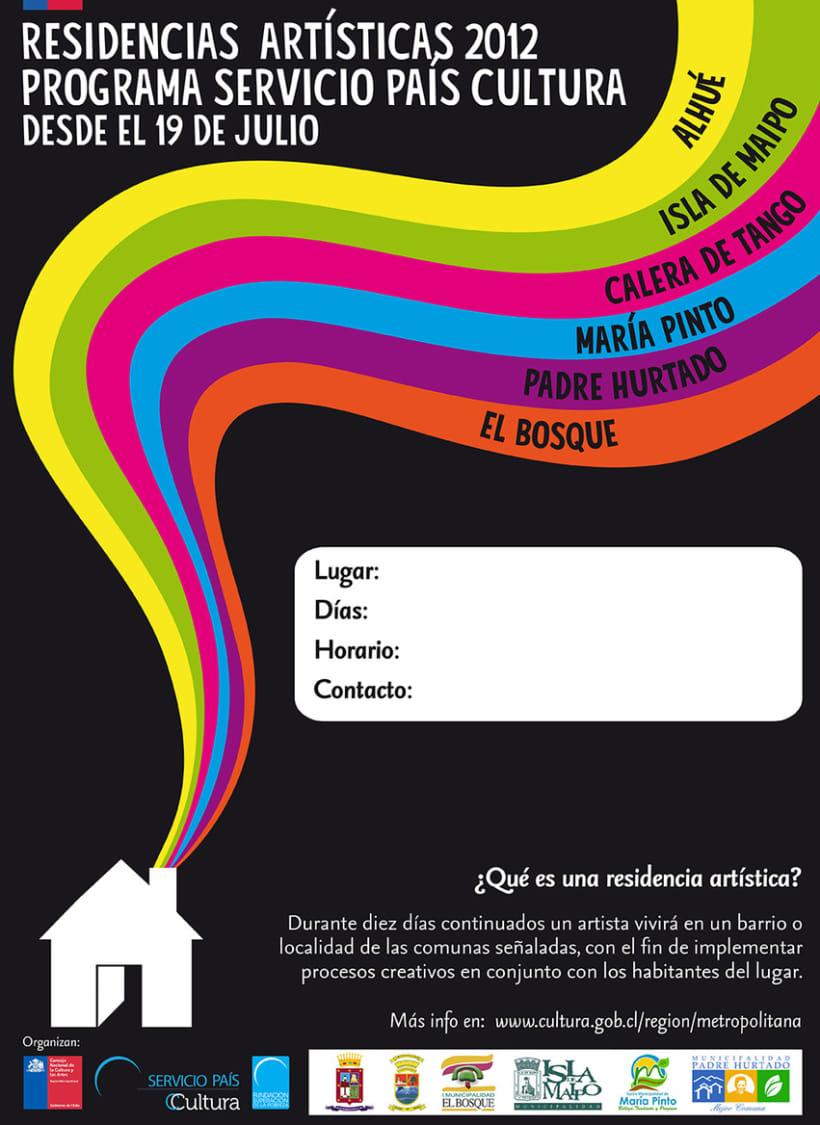 Afiches CNCA 3