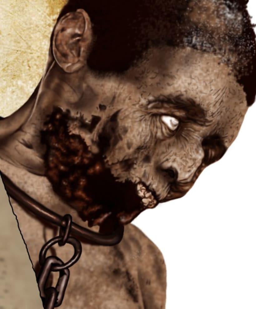 The Walking Dead Michonne 4