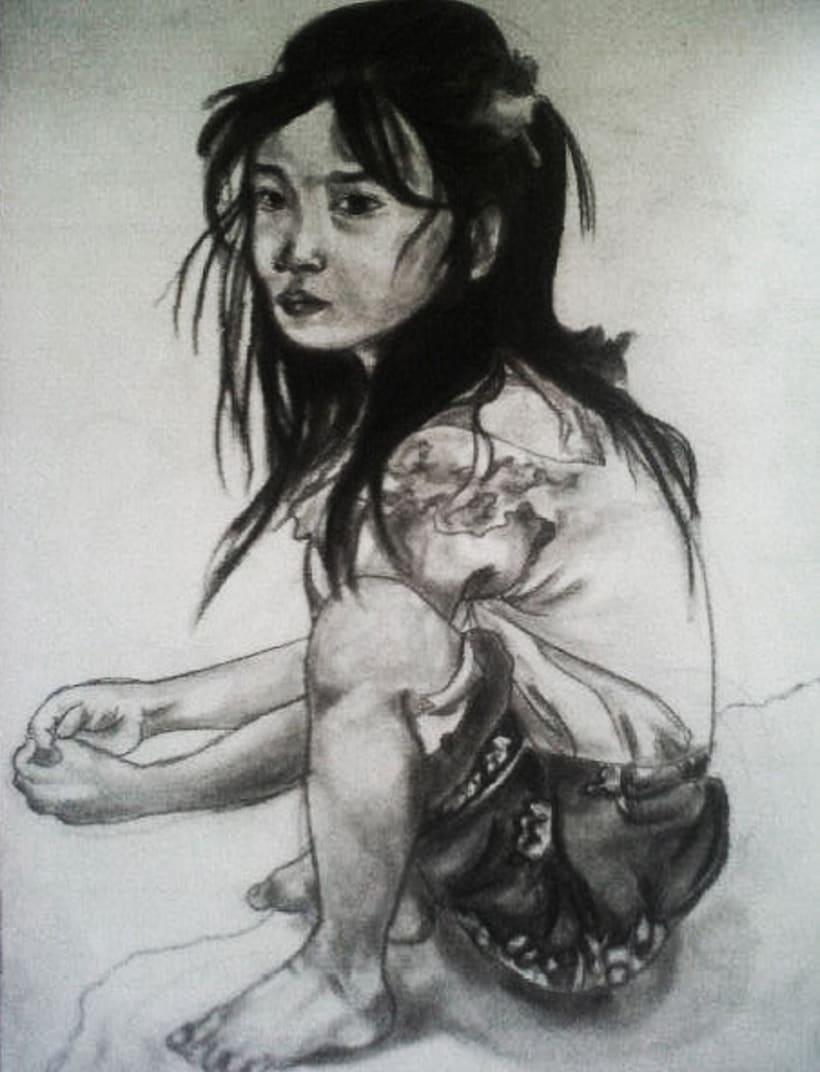 anna-gimenez-retrats-ilustraciones-retratos-encargo-portraits-sabadell-barcelona-pop-art-original-regalo-clasicos-color-carboncillo-tinta-tempera-lapiz-artista-pintura-bodegon-paisaje-nena-girl2 1