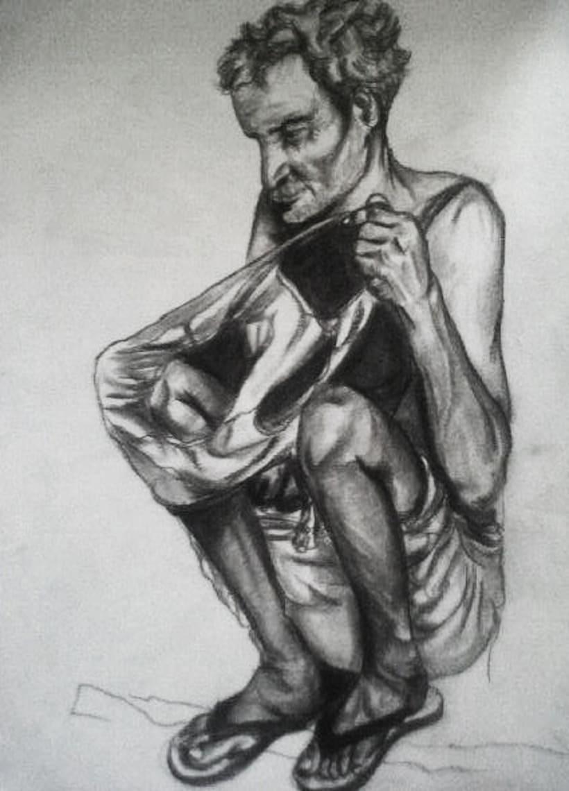 anna-gimenez-retrats-ilustraciones-retratos-encargo-portraits-sabadell-barcelona-pop-art-original-regalo-clasicos-color-carboncillo-tinta-tempera-lapiz-artista-pintura-bodegon-paisaje-chico-gafas-albert-llort 1