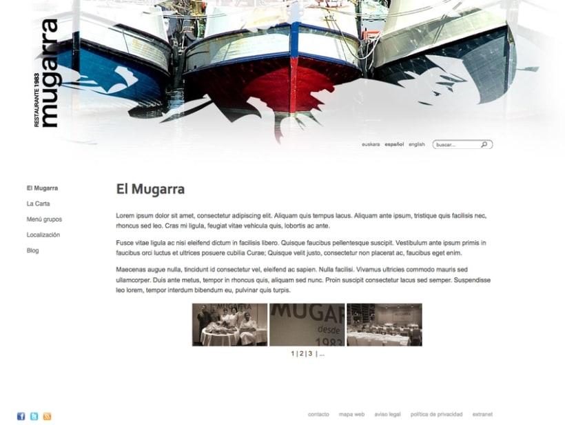Restaurante Mugarra 3
