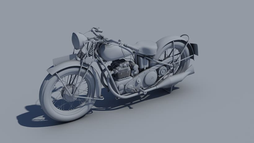 Vehículo 3D 5