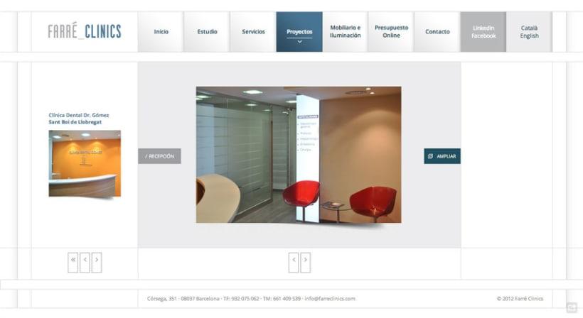 Web Farré Clinics 4