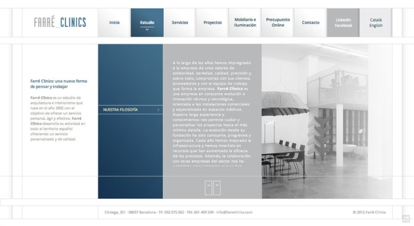 Web Farré Clinics 2