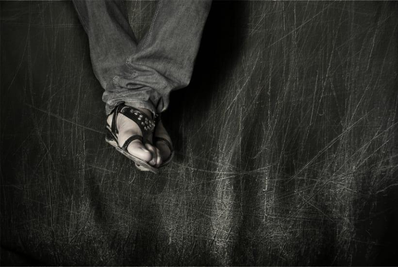 Pisos Ajenos: En los zapatos de mi madre 7