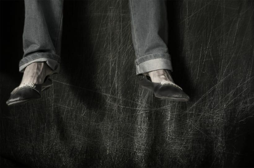Pisos Ajenos: En los zapatos de mi madre 6