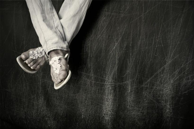 Pisos Ajenos: En los zapatos de mi madre 5