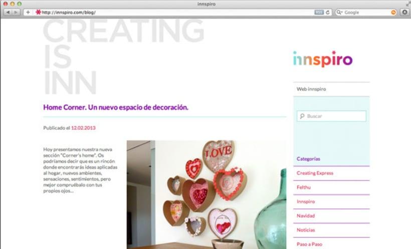 Naming, imagen corporativa y web | Innspiro 11