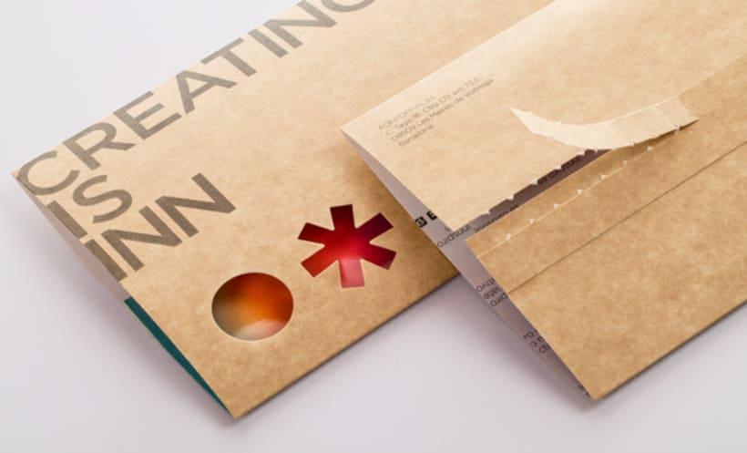 Naming, imagen corporativa y web | Innspiro 5